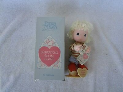 Precious Moments [LOST PUPPY] 1989 Inspirations from the Heart~NEW CONDITION!!!