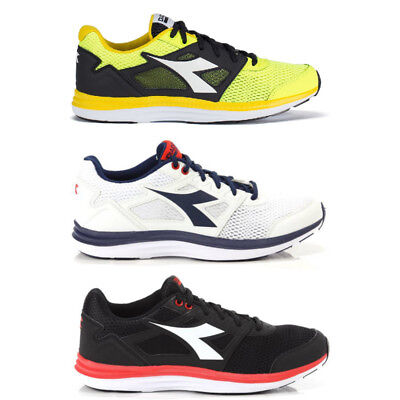 Uomo Mm Basse Bright Diadora Shoes N9000 Yellow Sneakers Scarpe Fluo