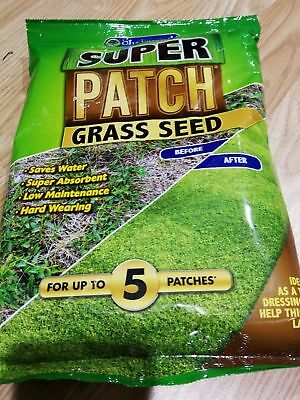 Chatsworth Super Patch Grass Seed - 200g