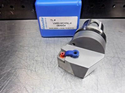 Valenite VM / KM50 Indexable Boring Head VM50-MCKNL 4(LOC768A)