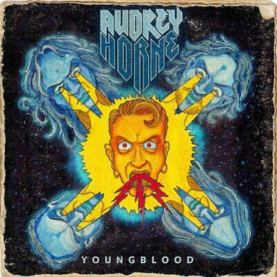 Audrey Horne - Youngblood [CD]