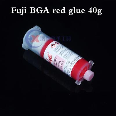 1PCS SMT PCB BGA red glue seal Fuji red glue adhesive 36g