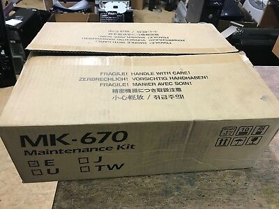 Kyocera Maintenance KIT MK-670