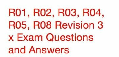 CII RO1 RO2 RO3 RO4 RO5 Summary & 3 x Exam Papers