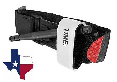 4 Pack Tactical Tourniquet FROM TEXAS CAT Combat Military Emergency Police
