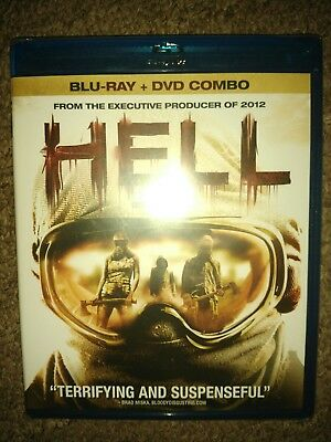 Apocalypse / Hell Version Rare oop (Blu-ray/DVD Combo) Brand New sealed Region 1