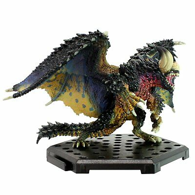 Monster Hunter World  Figure Builder Standart Model Plus Vol.10 Figur Nergikante