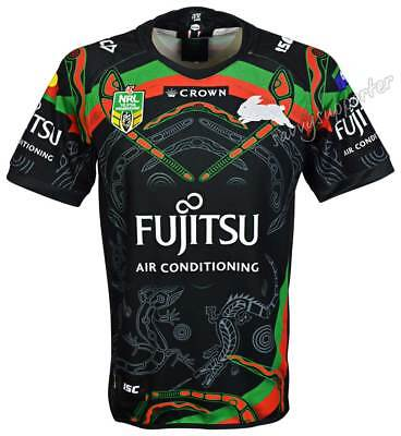 South Sydney Rabbitohs 2018 NRL Indigenous Jersey Adults and Kids Sizes