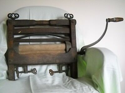 Antique Anchor Brand Clothes Wringer, No. 791, Lovell Mfg., Erie, PA