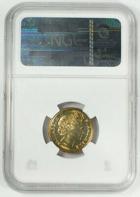 2012 Australian $2 Remembrance Day Poppy  NGC MS65 RAM