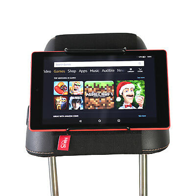 Car Headrest Mount Holder for all Kindle Fire,Fire HD & Kindle Fire Kids Edition