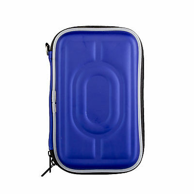 """2.5"""" External Portable HDD SSD Storage Box Waterproof Protective Case For Travel"""