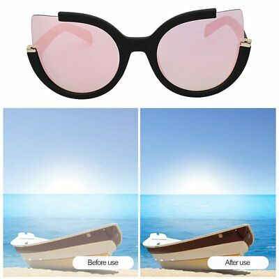 Women Cat Eyes Sunglasses Vintage Eyewear PC Frame Resin Lens UV400 Glasses AU