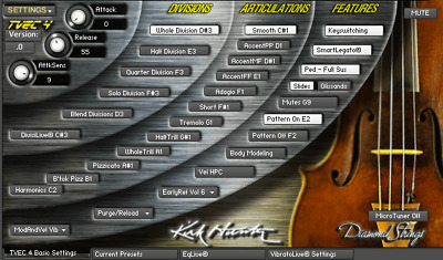 Diamond Symphony Orchestra: Strings Combinations Complete 2Gb