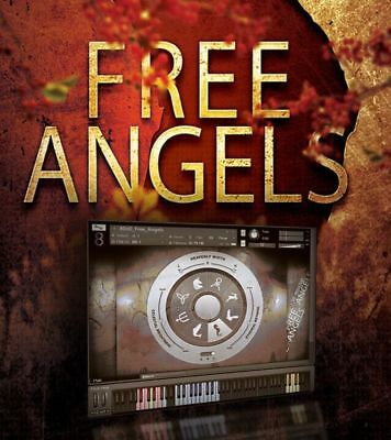 Free Angels angelic ambiences, celestial risers Instrument for Kontakt