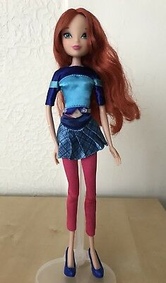 WINX Club Fairy Doll Bloom Concert Outfit Collection Jakks