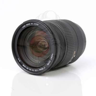 NUOVO Sigma AF 17-50mm f2.8 EX DC OS HSM For Canon