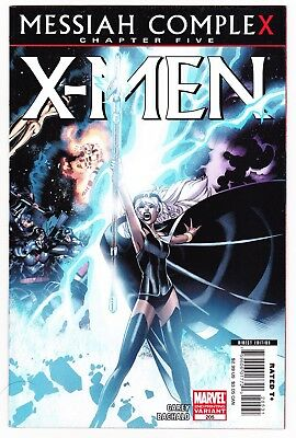 X-Men #205 (2008, Marvel) Second Printing 1st Appearance Hope Summers