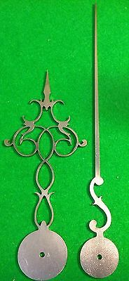 Antique Clock Hands From Original design (Early Longcase) LC24 *Made in England*