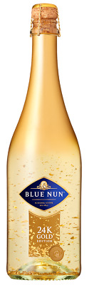 Blue Nun Sparkling 24 Carat Gold Edition White Wine 750ML