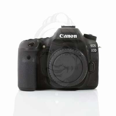 Autentico Canon EOS 80D Digital SLR Camera Body (Kit Box)