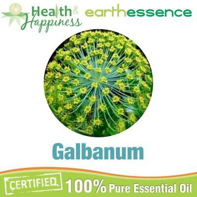 GALBANUM ~ earthessence Certified 100% Pure Essential Oil ~ Aromatherapy