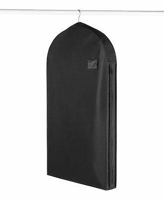 6d8bc25213b Suit Travel Garment Bag Dress Storage Clothes Cover Coat Jacket Carrier  Zipper