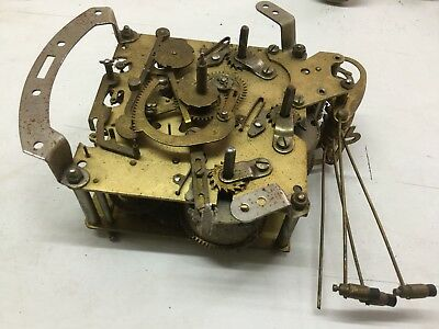 Smiths Clock Movement Mantle Clock Parts