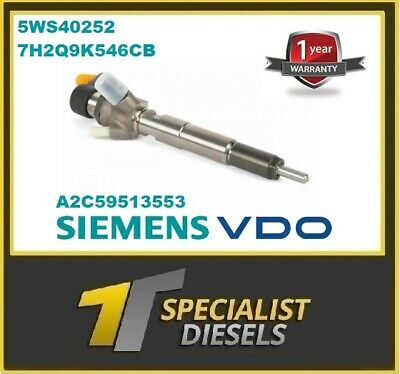 RANGE ROVER L322 SPORT 5.0 V8 AND SUPERCHARGED SINGLE FUEL INJECTOR LR069897