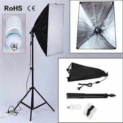 135W Boite Lumière Softbox pour Flash Studio Photo Video Kit  Envoyé de France