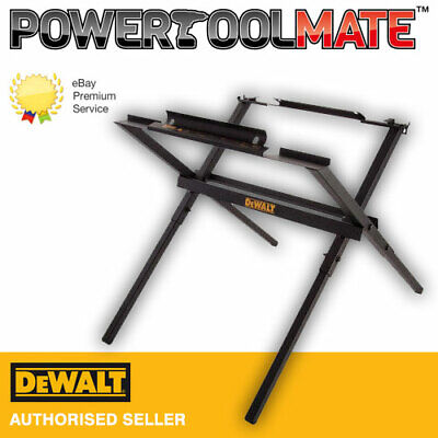 Dewalt DE7450 Heavy Duty Folding Table Saw Leg Stand for DW745 Saw