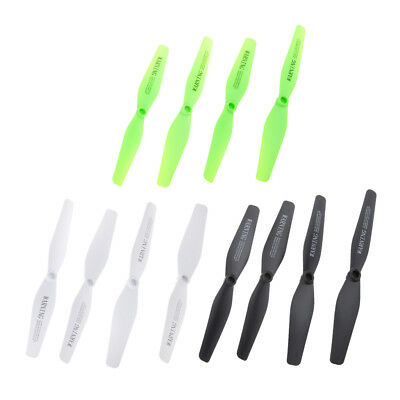 12x Plastic Blade Propellers Prop for Syma X5HW X5HC RC Helicopter Plane Toy