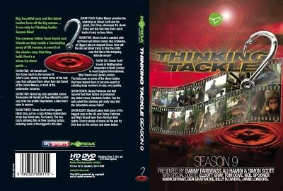 Korda Thinking Tackle Season 9