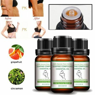 Burning Face-lift Slimming Firming Weight Loss Product Massage Essential Oil