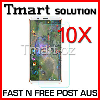 Tempered Glass & Clear & Matte Anti Glare LCD Screen Protector Guard Oppo R11s