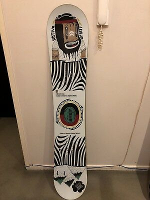 Meme Snowboard - Abo 155cm, Limited Edition, Great Condition