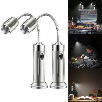 BBQ Light Set Grilling LED Grill Light Magnetic Base Barbecue Accessory set