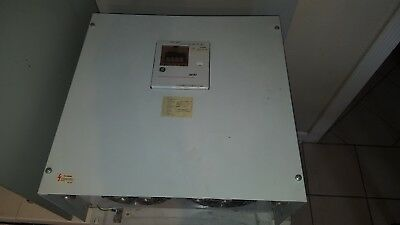 USED GE Astat Solid State Soft Start Motor Starter, 50-125HP, 480VAC, QC2N-DA