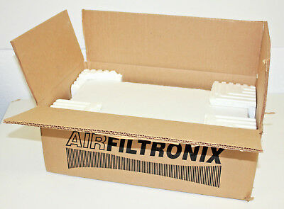"Airfiltronix HP-2 HEPA Filter, 10"" x 17"" x 3.25"", 99.99% Efficient @ 0.3 Microns"