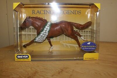 2007 Breyer Rags To RIches #1329 Belmont Stakes Horse MIB