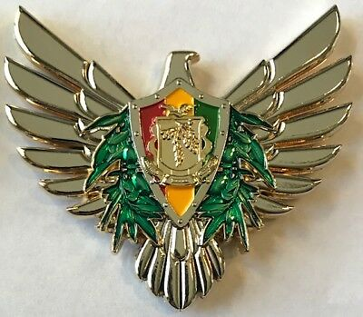 USMC MSG Marine Security Guard Detachment Conakry Guinea Challenge Coin