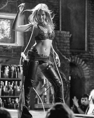 """Jessica Alba In The 2005 Film """"Sin City"""" Pin Up - 8X10 Quality Photo Print"""