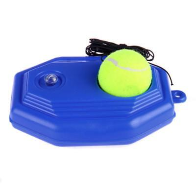 Tennis Ball Singles Training Self-Study Practice Balls Back Base Trainer Tools