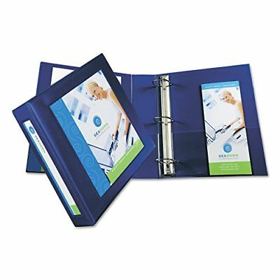 Avery Framed View Binders with One Touch 2-Inch EZD Ring, Holds 8.5 x 11 Inches