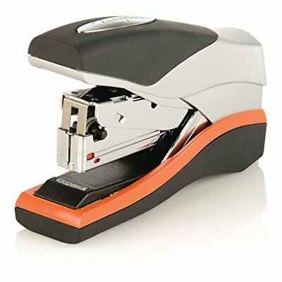 Swingline Stapler, Optima 40, Compact, Low Force, 40 Sheets Capacity, Black / Si