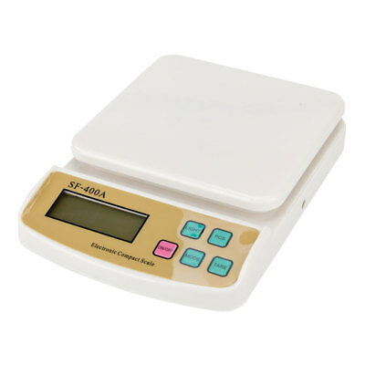 10kg/1g Digital Kitchen Food Diet Postal Scale Weight Balance for Cooking