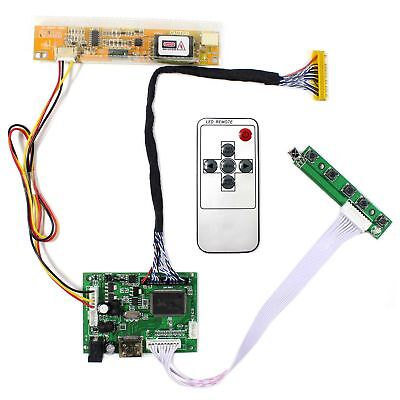 HDMI LCD driver board for 15.4inch N154C3 B154PW01 LP154WP1 1440x900 LCD panel