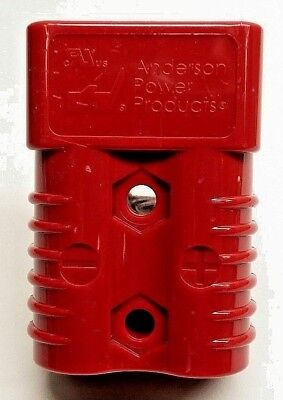949 Anderson Original SB 175 Battery Connector Housing Red