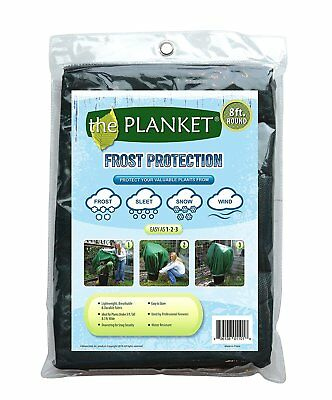 the Planket Frost Protection Plant Cover, 8 ft Round