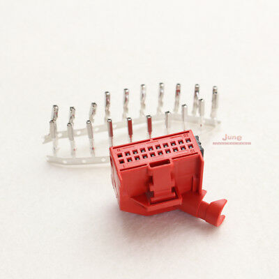 8E0 972 420 with Contact Pins OEM Plug For Audi VW SEAT SKODA